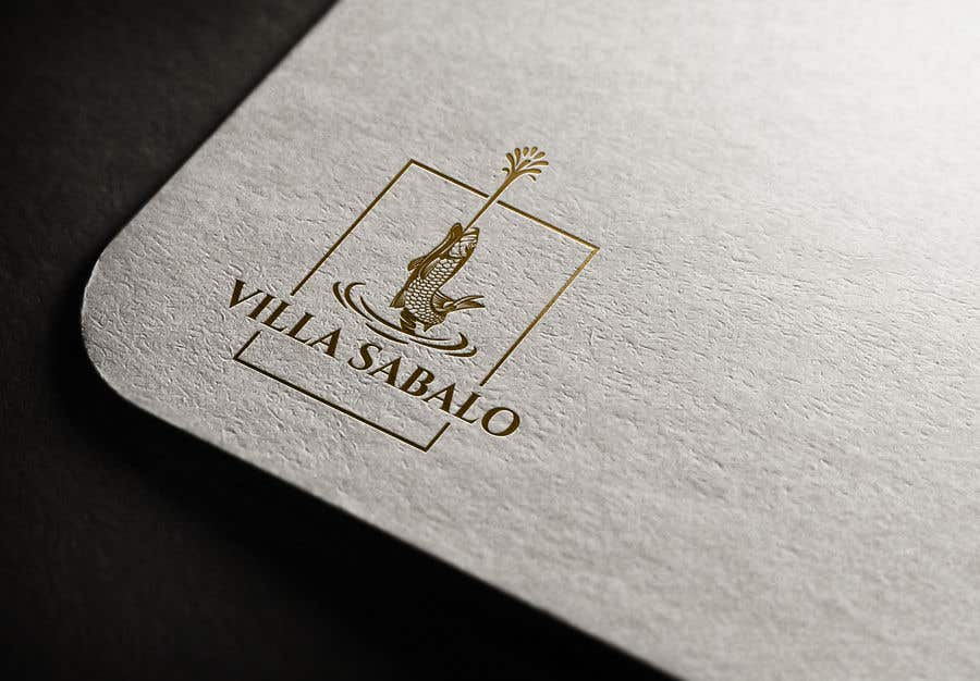 """Proposition n°                                        400                                      du concours                                         Build New Logo for """"Villa Sabalo"""""""