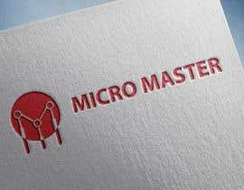 """#436 untuk Design a Logo for the name """"Micro Master"""" oleh shouravcri"""