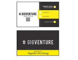 Fikrihasmadi tarafından Business card design için no 31