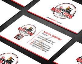 Nro 2431 kilpailuun Design me a business card käyttäjältä kailash1997
