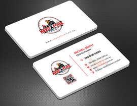 Nro 2131 kilpailuun Design me a business card käyttäjältä Sadikul2001