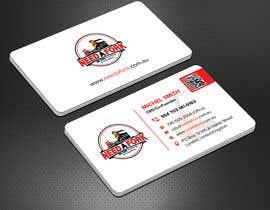 Nro 2172 kilpailuun Design me a business card käyttäjältä Sadikul2001