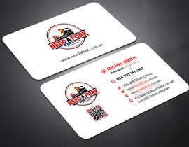 Nro 2415 kilpailuun Design me a business card käyttäjältä Sadikul2001