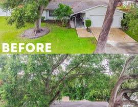rabbihmd tarafından edit my photos to clean up the driveway and the roof debri and dirt için no 17