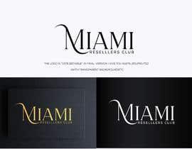 Nro 130 kilpailuun Miami Reselllers Club - Logo Design käyttäjältä LogoFlowBd