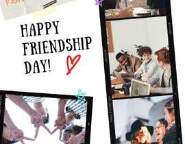 #14 for Friendship Day Office Environment Greeting Images by Crimson1251