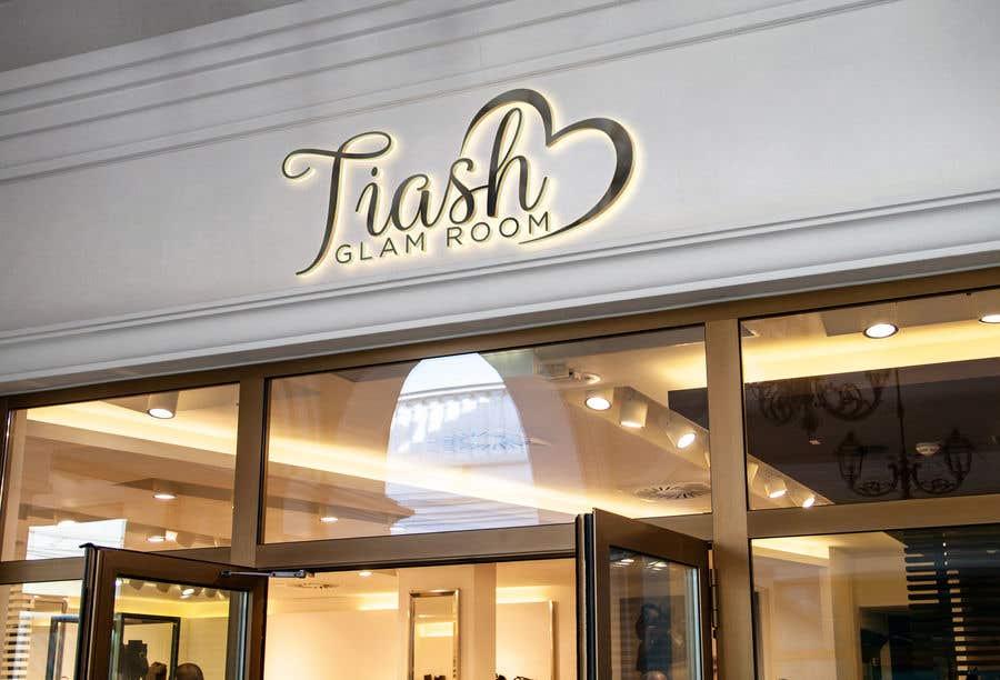 Inscrição nº                                         126                                      do Concurso para                                         Taish Glam Room - Logo Design