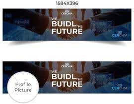 designroom24 tarafından Build us a LinkedIn Banner için no 86