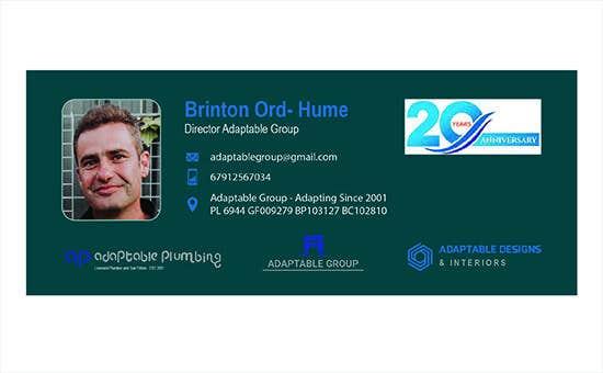 Bài tham dự cuộc thi #                                        30                                      cho                                         Create attractive  email signature
