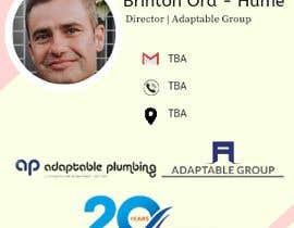 #24 untuk Create attractive  email signature oleh Sritamilnadu