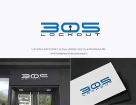 #177 for 305 LockOut - Logo Design af LogoFlowBd