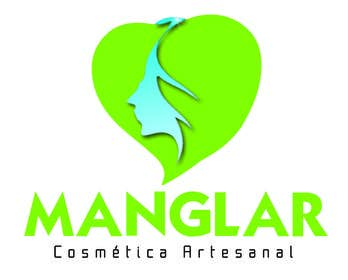 #24 for Design a Logo for a natural cosmetic product line (Manglar) af ekanshnigam