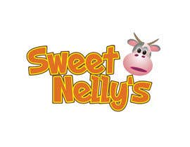 #41 for Design a Logo for Sweet Nellys by caezhart
