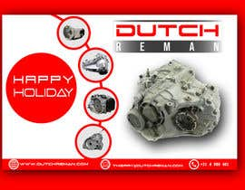 #135 cho Holiday greetings to our clients in Europe from Duitch Reman bởi imranhasan274556