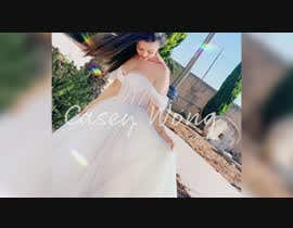 #4 for Create a pretty gallery video from these pictures for a wedding. af caseywong1