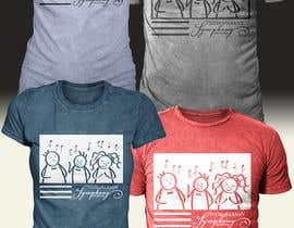 Nro 453 kilpailuun NEw Albany Symphony Chorus Tee shirt Design. käyttäjältä Exer1976