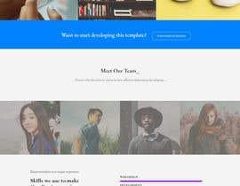 Nro 7 kilpailuun website layout and guideline käyttäjältä wwwhyper152