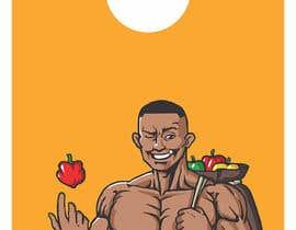 #31 untuk Create Clip Art Drawing for Hot Sauce Label oleh johanesphungky