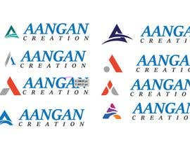 #43 untuk Need a logo for our company Aangan Creation deals in unstiched dress material oleh haiderali658750