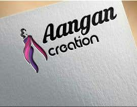 #49 untuk Need a logo for our company Aangan Creation deals in unstiched dress material oleh amirsamir1522