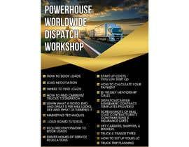 #21 for Powerhouse Worldwide Dispatch Workshop by WR12