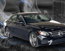 #67 cho I want colored smoke on the car photoshopped bởi MOTIER