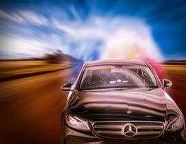 #77 cho I want colored smoke on the car photoshopped bởi BeAnything001