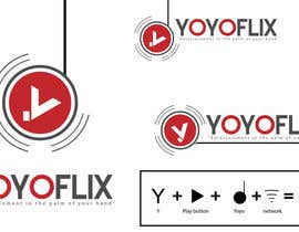 #112 cho Design a Logo for yoyoflix bởi redclicks