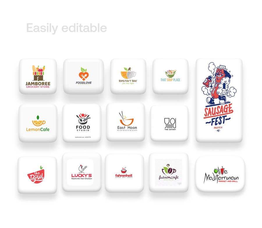 Proposition n°                                        32                                      du concours                                         Design a portfolio of logos for niche virtual brands