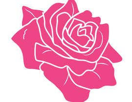 #28 para Large Rose Image similar to the one shown por ebezek