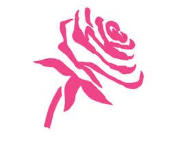 #23 para Large Rose Image similar to the one shown por annathegreat99