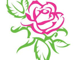 #13 para Large Rose Image similar to the one shown por prodesigneer