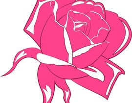 #41 cho Large Rose Image similar to the one shown bởi AilinHidalgo