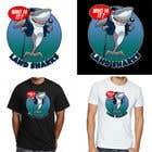 Graphic Design Entri Peraduan #118 for Land Sharks (images for t-shirts)