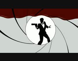 #1 for James Bond Intro - Video by mrspy006