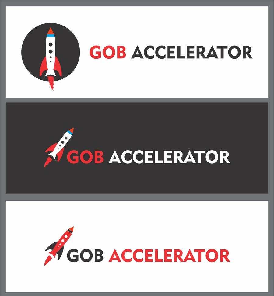 Konkurrenceindlæg #                                        3                                      for                                         Logo Design for Accelerator