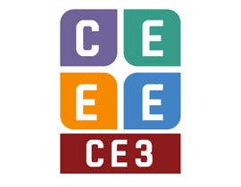 #17 for Design a Logo with letters CE3 af BNDS
