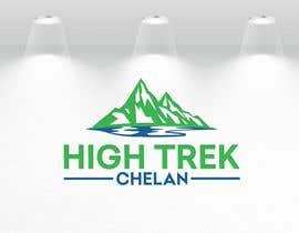 Nro 884 kilpailuun High Trek Chelan Logo käyttäjältä eddesignswork
