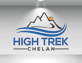 Nro 69 kilpailuun High Trek Chelan Logo käyttäjältä herobdx