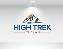 Nro 34 kilpailuun High Trek Chelan Logo käyttäjältä mostakahmedhri