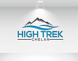 Nro 125 kilpailuun High Trek Chelan Logo käyttäjältä mohammadasaduzz1