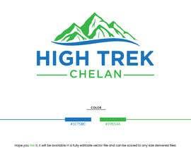 Nro 597 kilpailuun High Trek Chelan Logo käyttäjältä MHsumon16