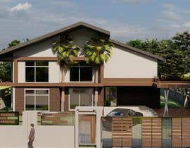 #26 for create a facade for a house in tropical style  - 03/08/2021 02:12 EDT af aberkakoren