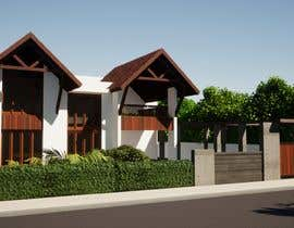 #7 for create a facade for a house in tropical style  - 03/08/2021 02:12 EDT af SsArchInt