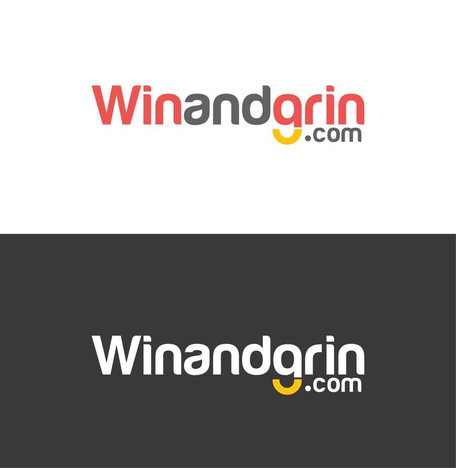 Kilpailutyö #19 kilpailussa Design a Logo for Win and Grin