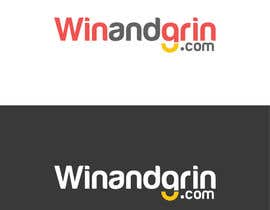#19 untuk Design a Logo for Win and Grin oleh duongdv