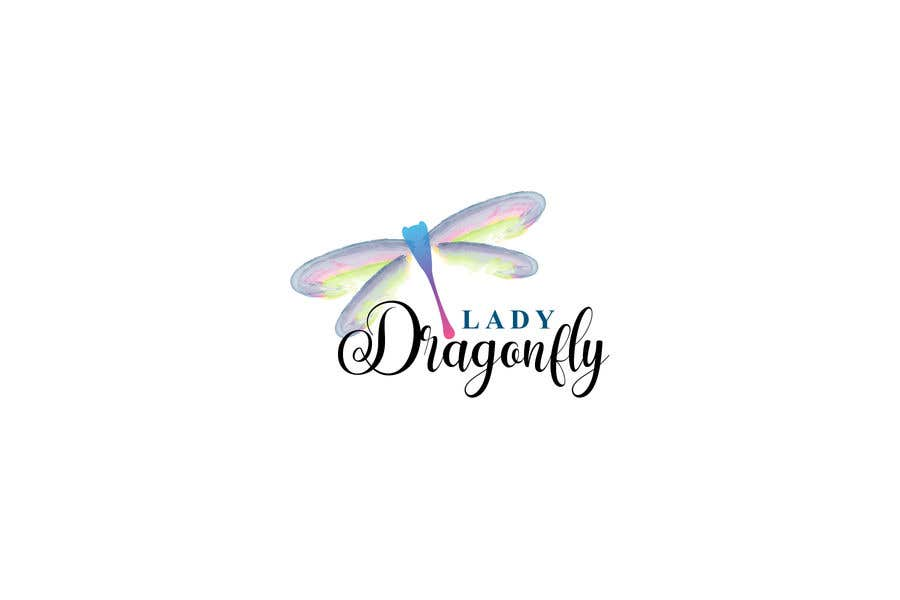 Proposition n°                                        46                                      du concours                                         Logo - simple Dragonfly cafe