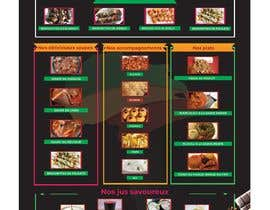 #54 for I need a nice menu and logo design for a little African Restaurant by tk616192