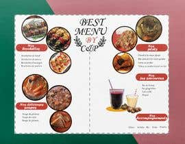 #65 for I need a nice menu and logo design for a little African Restaurant by masudrana48888