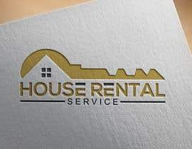 #168 for A logo for a house rental service af nazmabegum0147